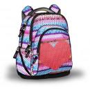 Corazon senior double body large capacity backpack