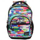 mayorista Material escolar: PACK mochila + portatodo Full Color