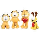 nagyker Babák és plüssök: Garfield 30cm 4mod csomag