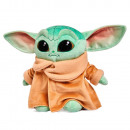 PelucheBaby Yoda Child Mandalorian Star Wars soft