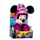 ingrosso Bambole e peluche: Minnie ROADSTER IN VESTITO DA GARA IN DISPLAY 25CM