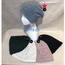 Unisex hoed in 5 kleuren