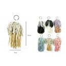 Sleutelhanger spaghettibandjes accessoires