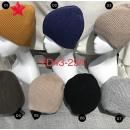 Dameshoed klassiek model in 7 kleuren