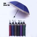 Parapluie pliable design de luxe (avec manches)