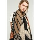 Dames lente sjaal, dames sjaals 90 x 180 cm