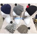 Ronde dameshoed in 5 kleuren