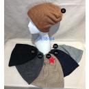 Unisex hoed in 6 kleuren
