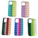 Iphone 12 mini coque de téléphone pop it 5,8 pouce
