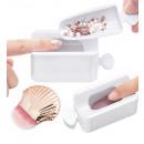 Boîte de système de recyclage de poudre d'imme