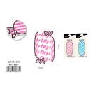 Vingerafscheider voor manicure - Candy vorm 62637