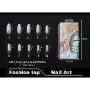 Kunstnagels 2003 Ovale nageltips (NATURE)