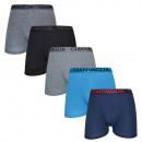 Großhandel Fashion & Accessoires: Herren Baumwoll Boxershorts 023