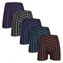 Großhandel Fashion & Accessoires: Weite Boxershorts aus Baumwolle für Herren 013G