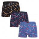 Men's Cotton Boxer Shorts Short Leg 7005