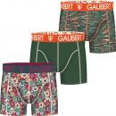 3-PACK Premium Herren-Boxershorts aus Baumwolle GB