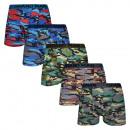 wholesale Fashion & Apparel: Men's Cotton Boxer Shorts 043