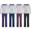mayorista Ropa / Zapatos y Accesorios: Damas de algodón piyama Pantalón largo manga larga