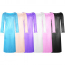 Damska luksusowa sukienka nocna Sleep Dress z dług