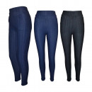 Legging Look Jeans Femme 33050