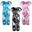 grossiste Vetement et accessoires:Capri satiné pyjamas 204