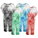 ingrosso Ingrosso Abbigliamento & Accessori:Raso Capri pigiama 205