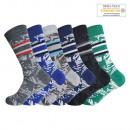 groothandel Kleding & Fashion: Unisex Katoenen Sokken SK-210