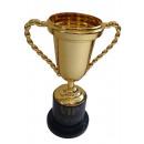 mayorista Artículos de regalo: Trofeo de oro con logo VIP