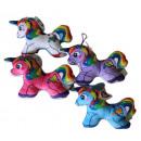 wholesale Dolls &Plush:Plush unicorn 14 cm