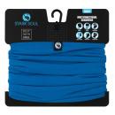 Neck warmer, multifunctional cloth - blue