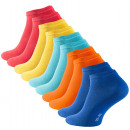 Skarpetki do sneakersów Essentials - zabawne kolor