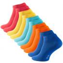 Essentials sneaker socks - fun colors