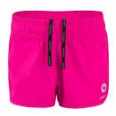 Női sportnadrág, edzőnadrág, rövid - rózsaszín