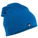 Slouch Beanie Mütze blau