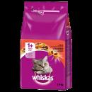 Whiskas + 1 mit rind, 1,9kg Beutel