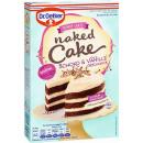 Dr.Oetker naked cake schoko & va, 285g Karton