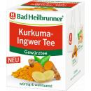 wholesale Other: bad heilbrunn turmeric-ginger tea 8, 8g box