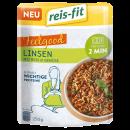 groothandel Food producten: reisFit linzen met rijst + gem., 250g