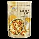 grossiste Maison et cuisine: Farmers Snack mélange noix de cajou-kaki, sachet d