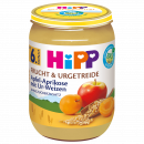 groothandel Food producten: Hipp appel aprik ur-tarwe 6m, 190g pot