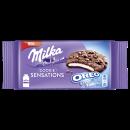 Milka sensations oreo, 156g tr