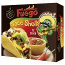 wholesale Other: Fuego 12 taco shells, 135g
