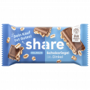 wholesale Other: share chocolate bar spelled puff, 45g bowl