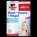 wholesale Other: Double heart skin + hair + näg. 30st, 21.4g