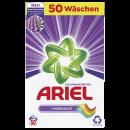Ariel poederkleur 50 wasbeurten, 3.25kg k