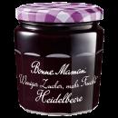 Bonne Maman wzmf blueberry, 335g glass