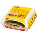 Großhandel Sonstige: look o look candy burger, 130g Schachtel