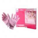 nagyker Licenc termékek: Spa gél ultra hidratáló rózsaszín kesztyű