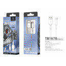 Micro Usb Cable 2.4A 1M White