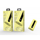 Powerbank 4000Mah 1A 1Usb Yellow